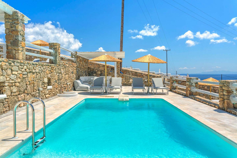 Mykonos Villa Aias Aegean Luxury Villas