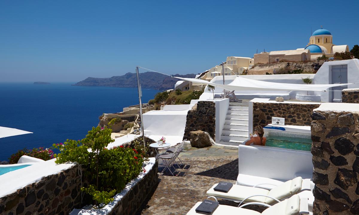 Santorini Luxury Property For Sale