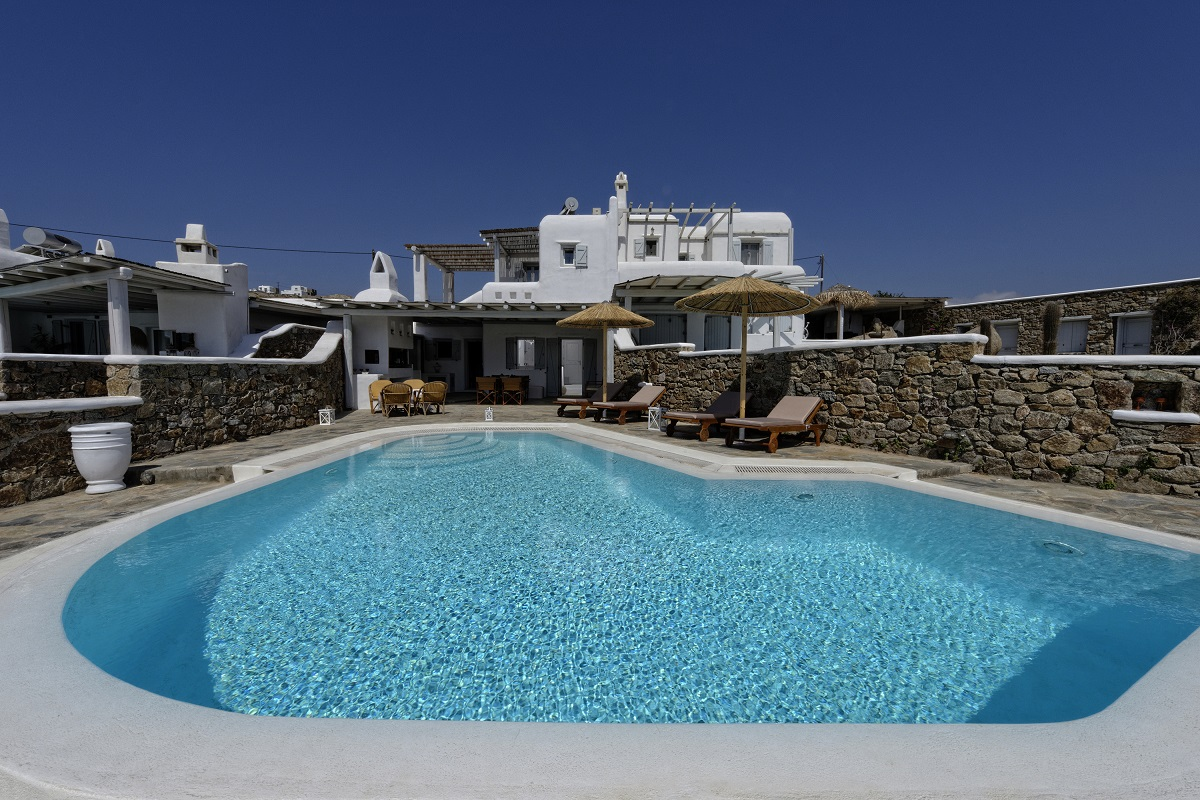 Mykonos Villa Horkos Luxury Properties In Greece