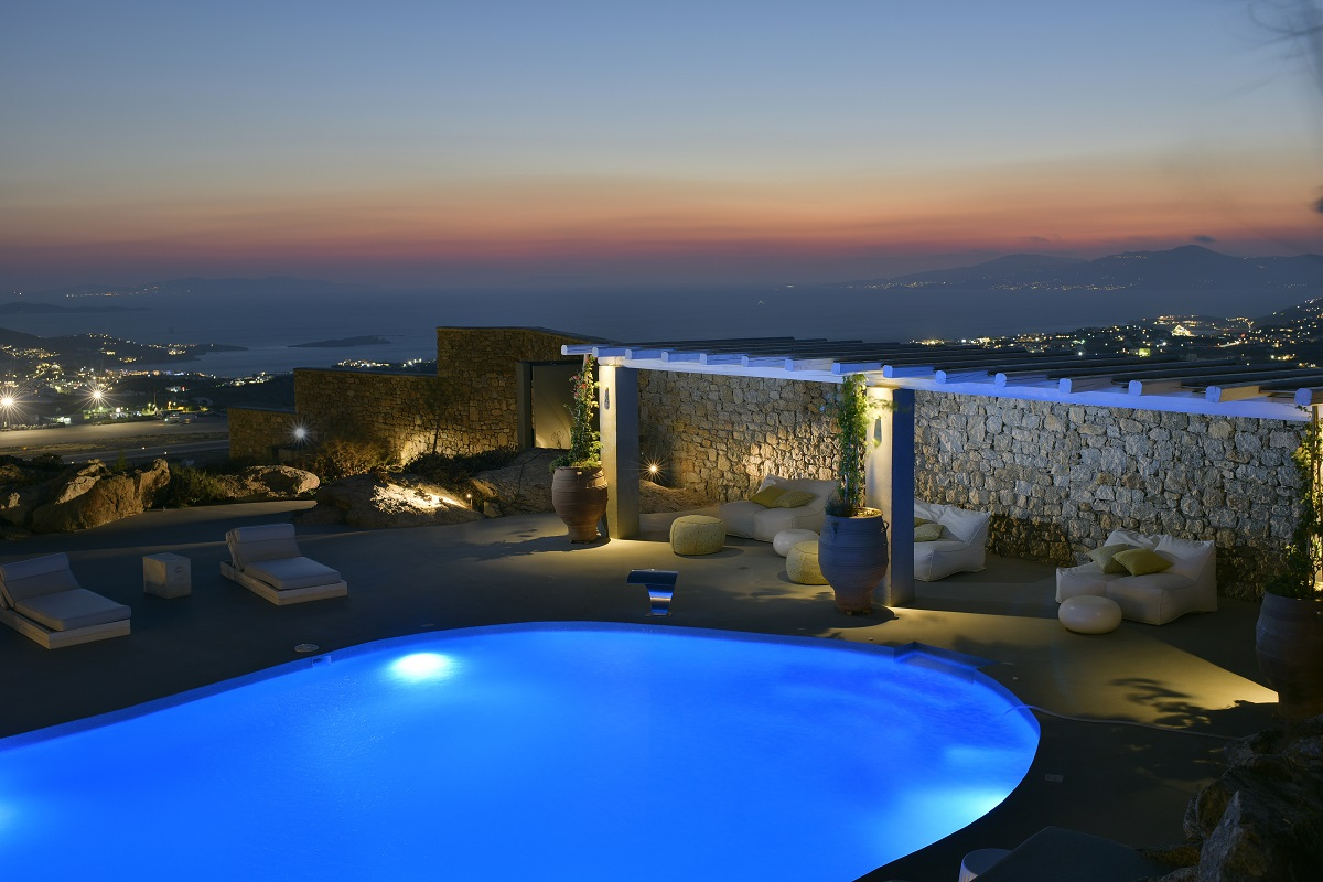 Mykonos Villa Dionysus Luxury Villas For Rent