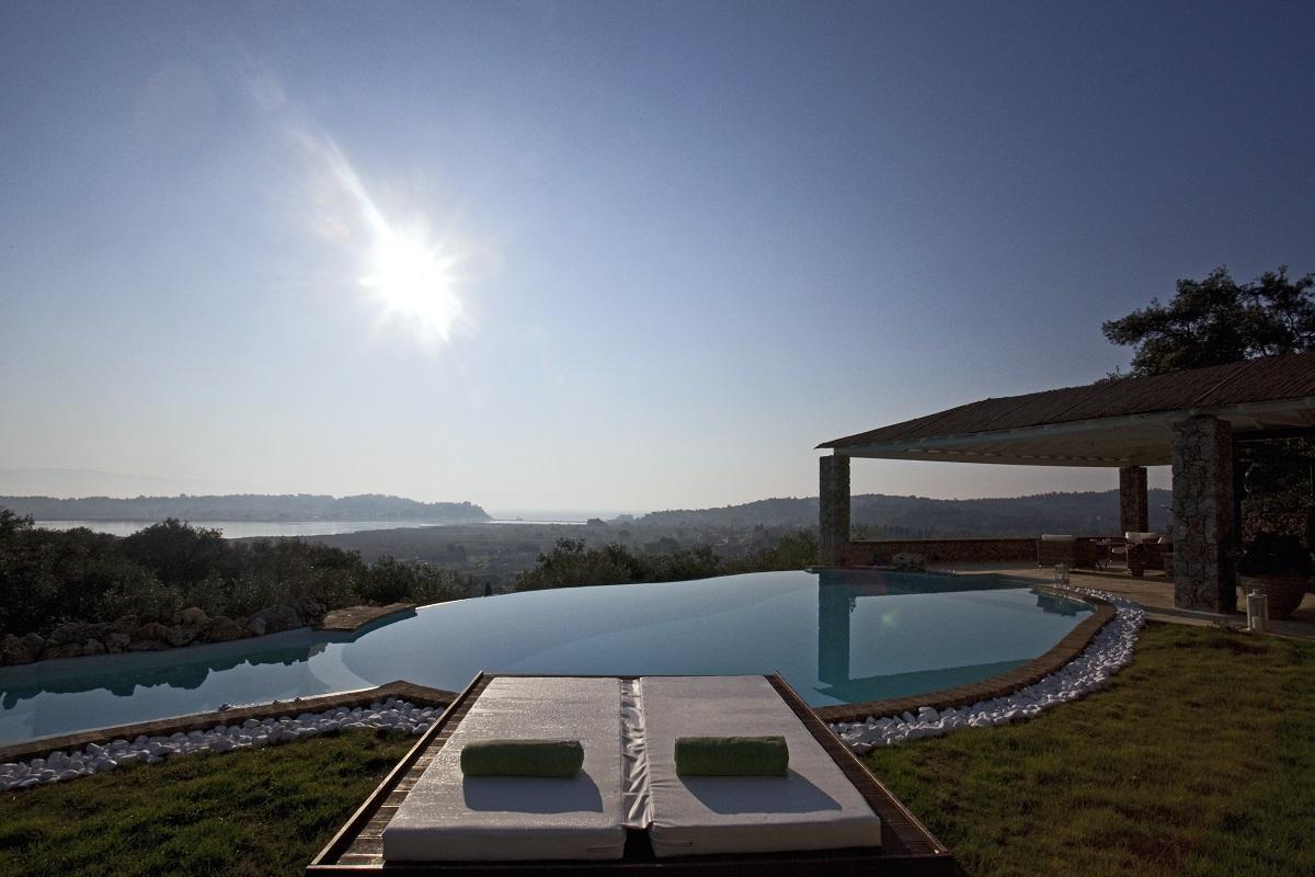 Luxury Villa For Sale In Corfu