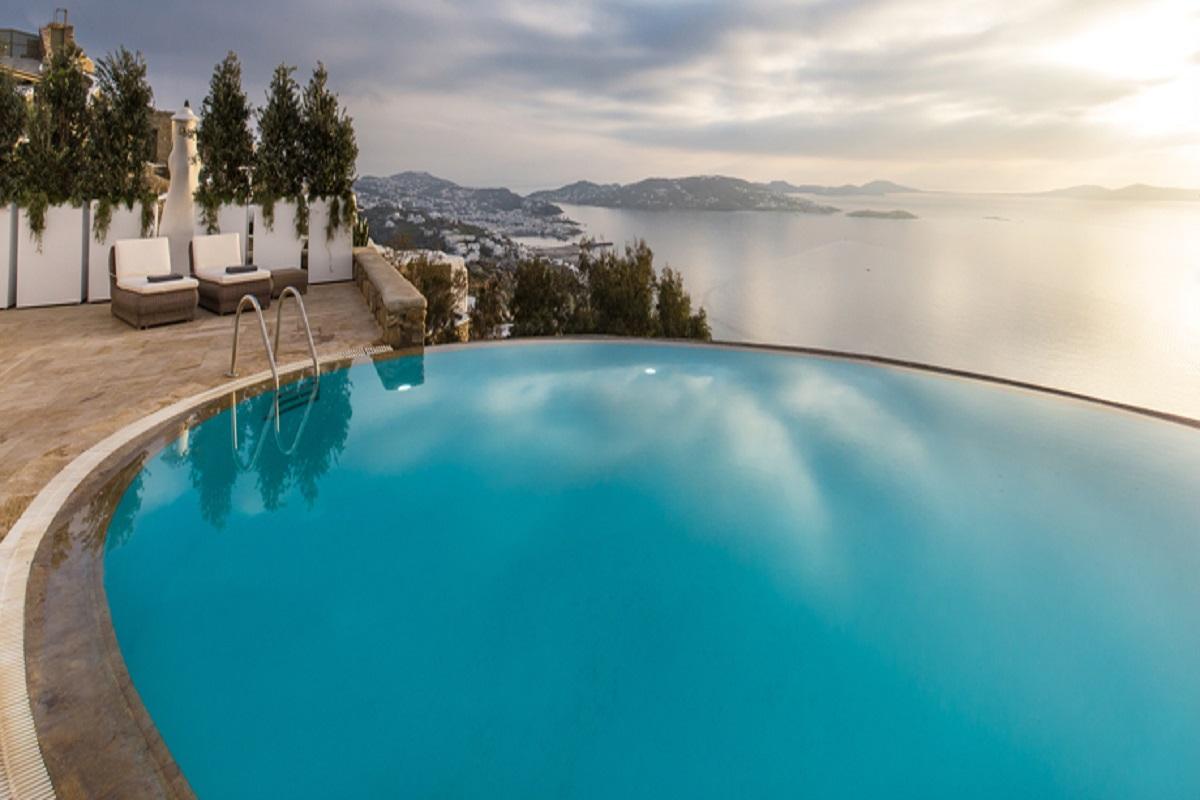 Mykonos Villa Erotas Luxury Villas For Rent